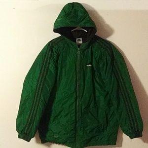 Adidas winter coat
